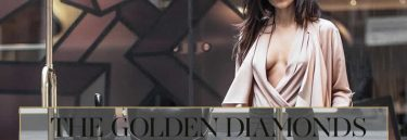 The Golden Diamonds by Doina Ciobanu